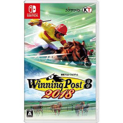 Nintendo Switch Winning Post 8 2018[コーエーテクモゲームス]【送料無料】《在庫切れ》