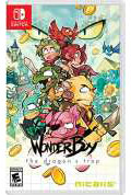 Nintendo Switch 北米版 Wonder Boy The Dragon's Trap[Nicalis]《在庫切れ》