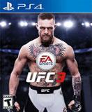PS4 北米版 EA Sports UFC 3[EA Sports]《在庫切れ》