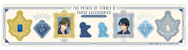 新テニスの王子様 ペーパーアクセサリーA(青学)[POMMOP]《在庫切れ》