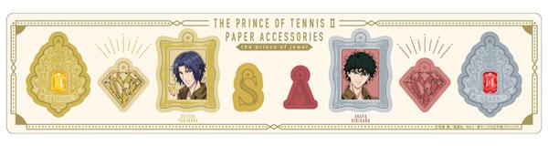 新テニスの王子様 ペーパーアクセサリーC(立海)[POMMOP]《在庫切れ》