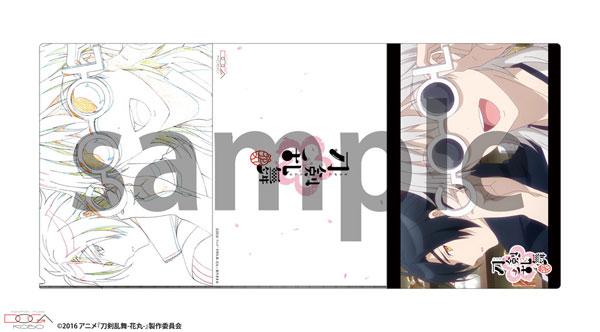 「刀剣乱舞-花丸-」セル画&原画見比べクリアファイル 4-D(再販)[動画工房]《在庫切れ》
