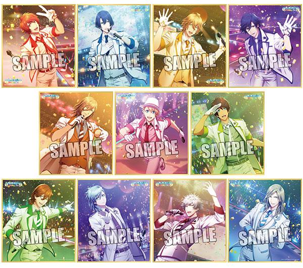 うたの☆プリンスさまっ♪ Shining Live トレーディングミニ色紙 アナザーショットVer. 12個入りBOX(再販)[ブロッコリー]【送料無料】《在庫切れ》