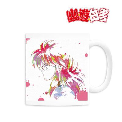 幽☆遊☆白書 Ani-Artマグカップ(蔵馬)(再販)[アルマビアンカ]《09月予約》