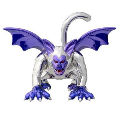 ドラゴンクエスト メタリックモンスターズギャラリー シルバーデビル(再販)[スクウェア・エニックス]《発売済・在庫品》