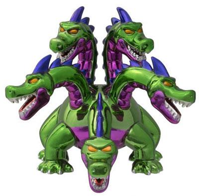 【中古】(本体A/箱B)ドラゴンクエスト メタリックモンスターズギャラリー やまたのおろち[スクウェア・エニックス]《発売済・在庫品》