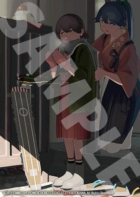 艦隊これくしょん -艦これ- 「艦これ」運営鎮守府 公式カレンダー2018[KADOKAWA]《在庫切れ》