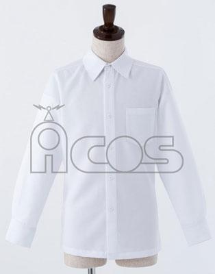 ノンキャラオリジナル Yシャツ(白)ver.3 Mサイズ(再販)[ACOS]《05月予約》