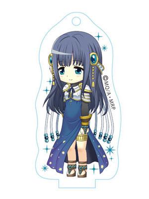 マギアレコード 魔法少女まどか☆マギカ外伝 パズル風アクリルスタンドキーホルダー (七海やちよ)[セブンツー]《在庫切れ》