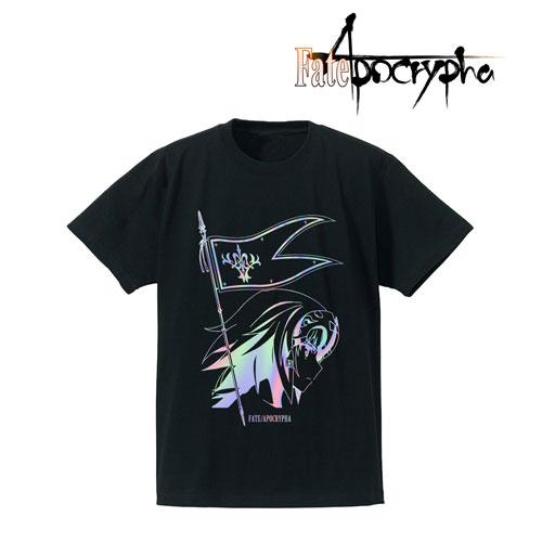 Fate/Apocrypha ホログラムTシャツ(ルーラー)/メンズ(サイズ/M) アニメ・キャラクターグッズ新作情報・予約開始速報