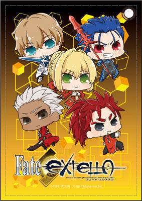 Fate/EXTELLA 合皮パスケース A[コンテンツシード]《在庫切れ》