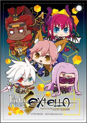 Fate/EXTELLA 合皮パスケース B[コンテンツシード]《在庫切れ》