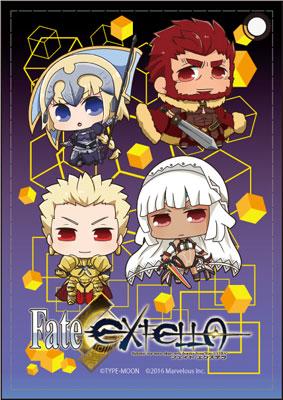 Fate/EXTELLA 合皮パスケース C[コンテンツシード]《在庫切れ》