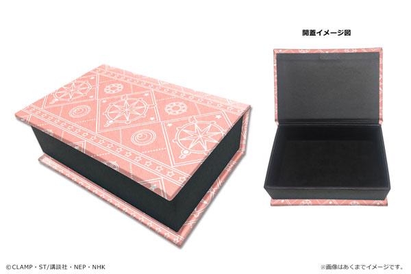 「カードキャプターさくら クリアカード編」マグネット小箱 01(モチーフ)[カナリア]《在庫切れ》