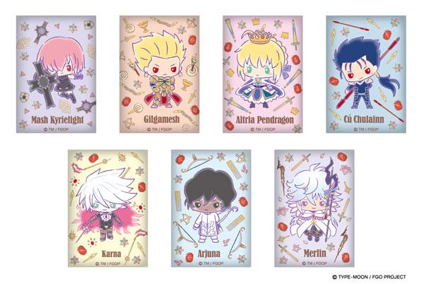 Fate/Grand Order Design Produced by Sanrio キャンバス風バッジ 10個入りBOX[ツインクル]《在庫切れ》
