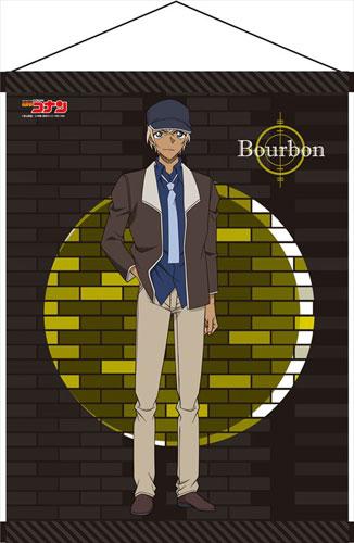 名探偵コナン B2タペストリー 3:バーボン[ゼロジーアクト]《在庫切れ》