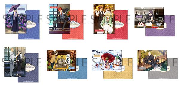 『テイルズ オブ』シリーズ くつろぎコレクションファイル 8個入りBOX[ソル・インターナショナル]《在庫切れ》