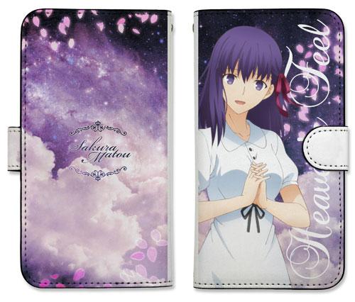Fate/stay night [Heaven's Feel] 間桐桜 手帳型スマホケース138(再販)[コスパ]《09月予約》