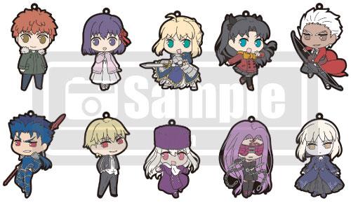 劇場版「Fate/stay night [Heaven's Feel]」 トレーディングラバーストラップ 10個入りBOX[KADOKAWA]《在庫切れ》