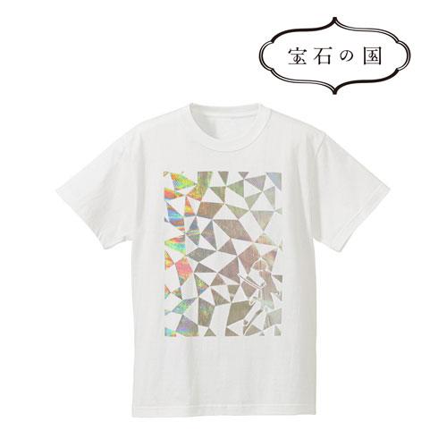 宝石の国 ダイヤモンドTシャツ/レディース(サイズ/M)(再販)[アルマビアンカ]《在庫切れ》