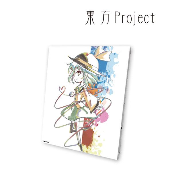 東方Project Ani-Artキャンバスボード(古明地こいし)(再販)[アルマビアンカ]【送料無料】《発売済・在庫品》