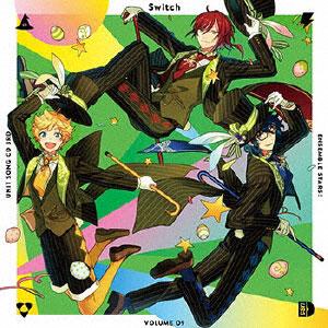 CD あんさんぶるスターズ! ユニットソングCD 3rd vol.09 Switch[フロンティアワークス]【送料無料】《発売済・在庫品》
