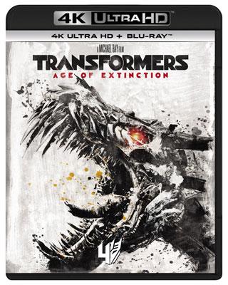 UHD トランスフォーマー/ロストエイジ (Blu-ray Disc)[NBC]《取り寄せ※暫定》