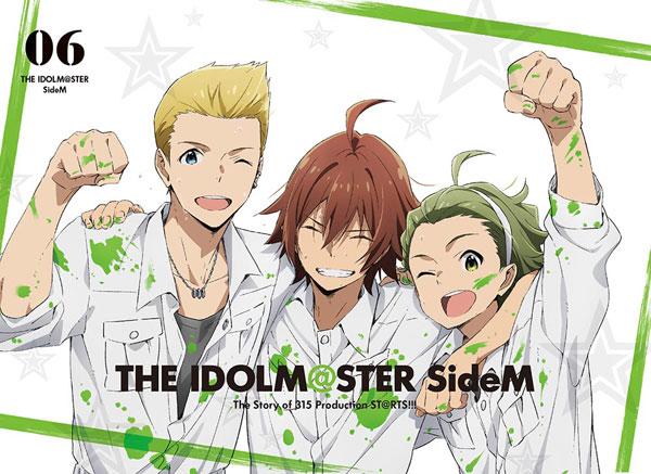 BD アイドルマスター SideM 6 完全生産限定版 (Blu-ray Disc)[アニプレックス]【送料無料】《在庫切れ》