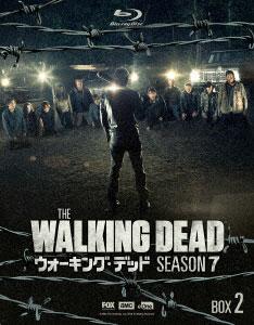 BD ウォーキング・デッド7 Blu-ray BOX-2[KADOKAWA]《取り寄せ※暫定》