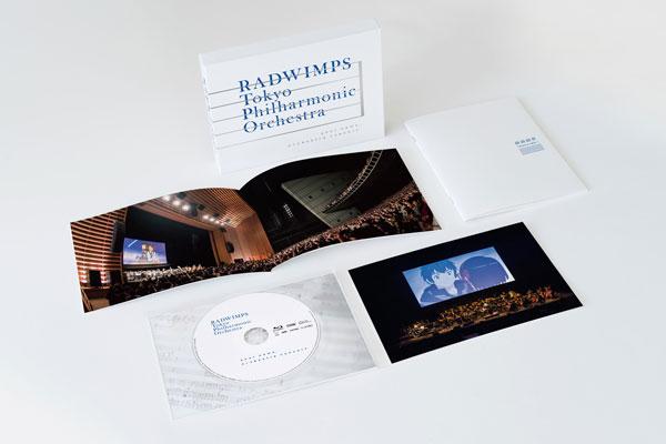 【特典】BD 「君の名は。」オーケストラコンサート (Blu-ray Disc)[東宝]《在庫切れ》