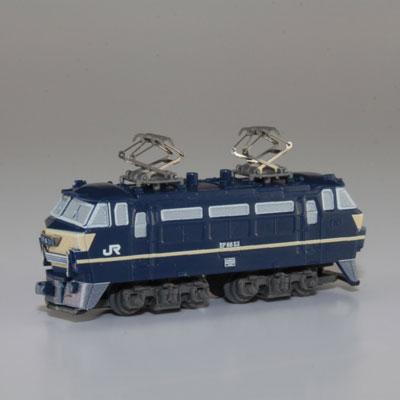 ST003-1 Zショーティー EF66 電気機関車[ロクハン]《発売済・在庫品》