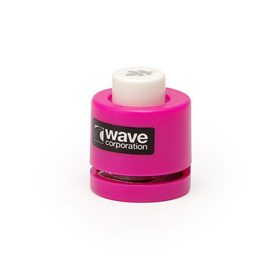 HGクラフトパンチ 1 木の葉 S[WAVE]《発売済・在庫品》