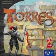 ボードゲーム トーレス (Torres)(再販)[Huch!]《在庫切れ》