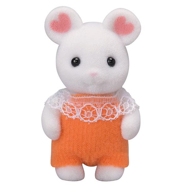 シルバニアファミリー マシュマロネズミの赤ちゃん[エポック]《発売済・在庫品》