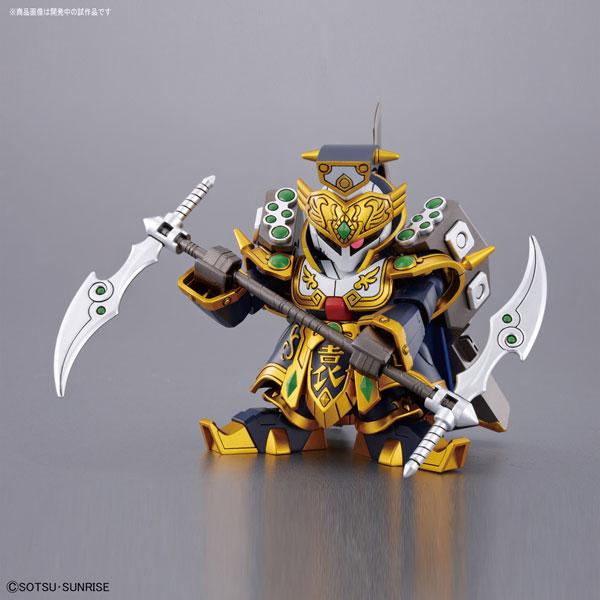 BB戦士 三国伝 408 袁術ズサ&天鎧装 プラモデル