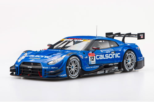 1/18 CALSONIC IMPUL GT-R SUPER GT GT500 2016 Rd.1 Okayama No.12[EBBRO]《未定月予約》