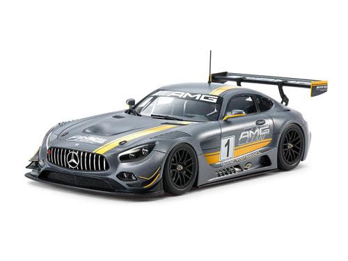 1/24 スポーツカー メルセデス AMG GT3 プラモデル[タミヤ]《在庫切れ》