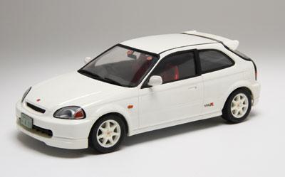 1/24 インチアップシリーズNo.88 ホンダ シビック タイプR 後期型(EK9) プラモデル[フジミ模型]《在庫切れ》