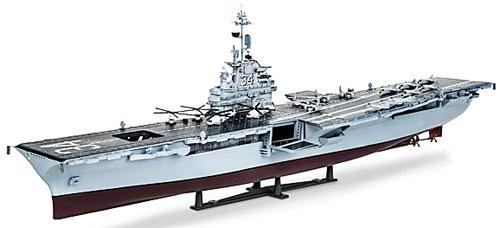 1/530 USS オリスカニー プラモデル[アメリカレベル]《取り寄せ※暫定》
