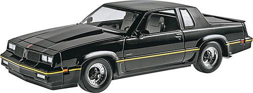 1/25 85 オールズ 442/FE3-X ショーカー プラモデル[アメリカレベル]《在庫切れ》