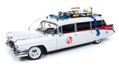 1/21 Ghostbusters Ecto-1 1959 Cadillac Ambulance[Johnny Lightning]《発売済・在庫品》