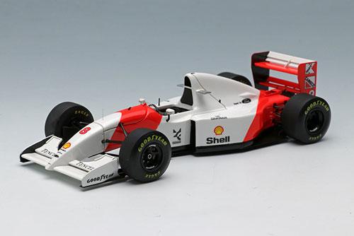 1/43 マクラーレン フォード MP4/8 日本GP 1993 No.8 アイルトン・セナ(再販)[メイクアップ]【送料無料】《02月予約》