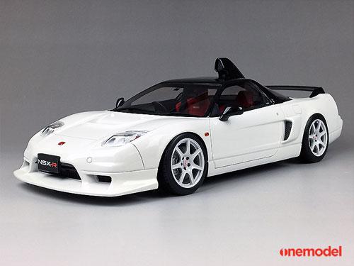 1/18 ホンダ NSX-R GT Championship White[ONEMODEL]【送料無料】《在庫切れ》