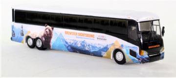 1/87 MCI D4505 ブリュースター (カナダの観光バス)[Iconic Replicas]《在庫切れ》