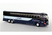 1/87 MCI D4505 グレイハウンドバス シカゴ (アメリカの長距離バス)[Iconic Replicas]《在庫切れ》
