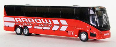 1/87 MCI D4505 アローバス (アメリカのチャーターバス)[Iconic Replicas]《在庫切れ》