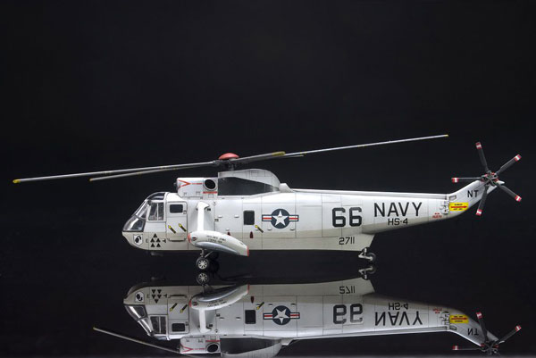 1/144 SH-3A/D シーキング 2機入[AFVクラブ]《在庫切れ》