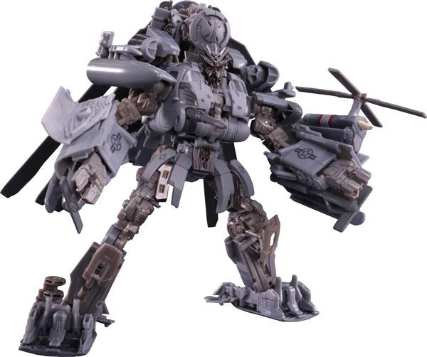 【中古】(本体A/箱B)トランスフォーマー スタジオシリーズ SS-08 ブラックアウト[タカラトミー]《発売済・在庫品》
