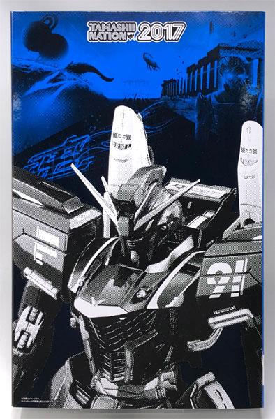 【中古】(本体A/箱B)METAL BUILD ガンダムF91 (ハリソン・マディン機) 『機動戦士クロスボーン・ガンダム』 (魂ネイション2017、魂ウェブ商店限定)[バンダイ]《発売済・在庫品》