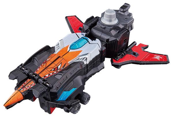 快盗戦隊ルパンレンジャーVS警察戦隊パトレンジャー VSビークルシリーズ ダブル変形 DXグッドストライカー[バンダイ]《発売済・在庫品》